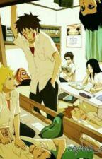 Naruto One Shots by rey_asha