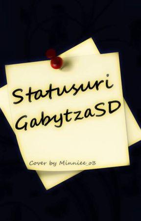 Statusuri ✔️ by GabrielaNlm