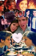 Secretly Together? : A Joey Graceffa and Catrific Love Story by awesomefangirl