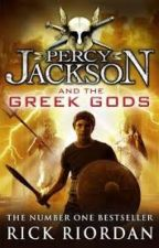 Percy Jackson & the Olympians: Percy Jackson's Greek God by hoangmaianhh