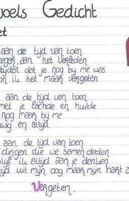 Gedichten Dagboek Bluma Wattpad