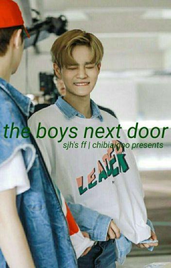 the boys next door | seo joo hyun's ff