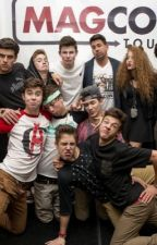 I LOVE YOU MAGCON BOYS by Kidraxxuhl