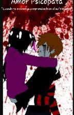 Amor psicópata Jack x Nina by Sashi32-Michaelis