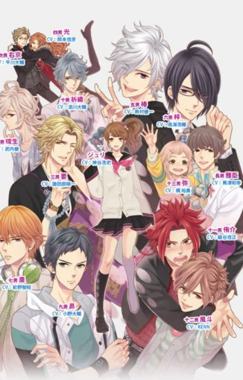 My Own Conflict - Brothers Conflict Fan Fiction