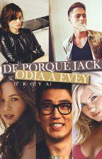 De porqué Jack odia a Evey © by Nestea_de_fresa