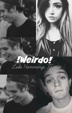 !Weirdo! l.h. by WeirdMadison