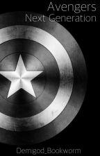 Avengers: Next Generation by wookieprincesss