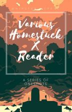 ~Homestuck X Reader~ (One-Shot Series) by Hipster_Nepeta