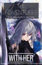 The Adventures by AnimeReverseHaremW