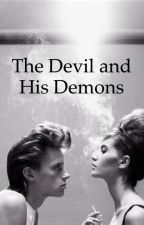 The Devil And His Demons by jasmynmeyer