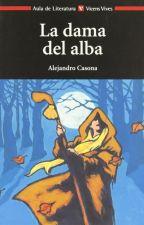 La dama del Alba  by _conicalvo_