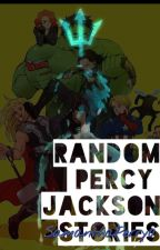 Random Percy Jackson (Percy Jackson and the Avengers Crossover with Others) by SamanthaPerry0