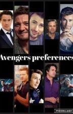 Avengers prefrences by purple_monkeyy