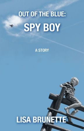 Out of the Blue: Spy Boy by LisaBrunette0
