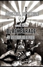 Addiction, Depression and the Black Parade by AlexYverr