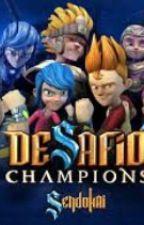 Desafio Champions Sendokai-Tercera Temporada by luchyortega