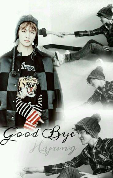 Good bye, hyung (BTS & EXO fanfiction)