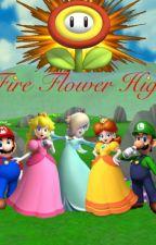 Fire Flower High School by fanficentral101
