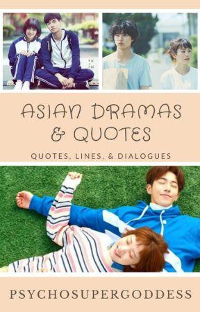asian dramas quotes mother wattpad