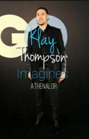 Klay Thompson Imagines by athenalor
