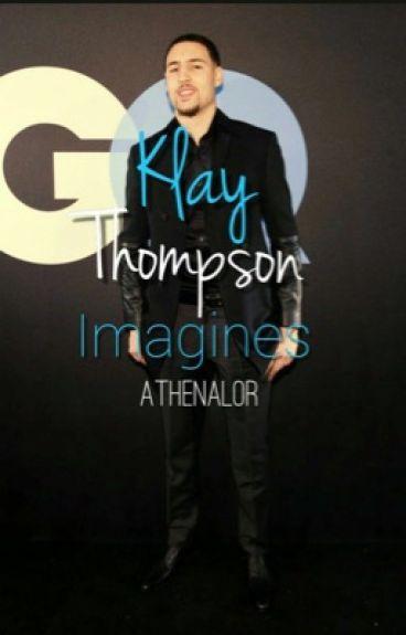 Klay Thompson Imagines