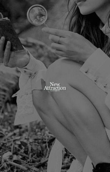New Attraction ▷ Zach Mitchell