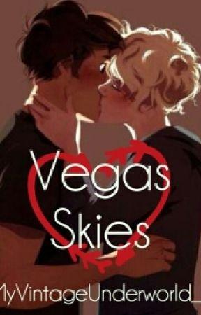 Vegas Skies (Solangelo AU) by MyVintageUnderworld_