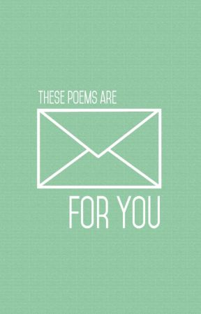 These Poems are for You by alphabetics