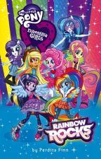 Equestria girls: rainbow rocks music videos by TeamMelodies