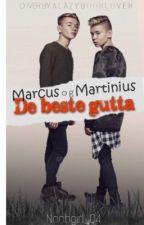 Marcus Og Martinus, de beste gutta. Sesong 1 & 2 by NoobGirl_04