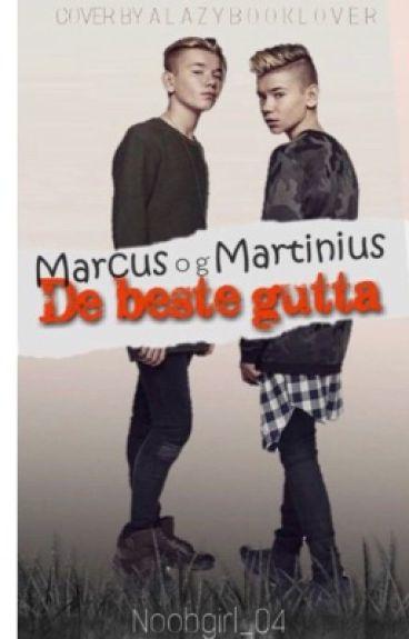 Marcus Og Martinus, de beste gutta. Sesong 1 & 2