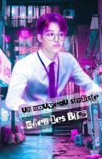Un nouveau styliste cher les BTS by jiminoumonminou