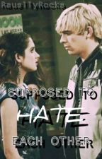 Supposed To Hate Each Other (Auslly one-shot) by Shipper_At_Heart