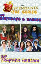 Disney Descendants The Series : Birthdays And Bashes by trayvonhaslam