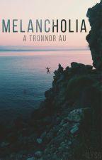 Melancholia by -ilysb