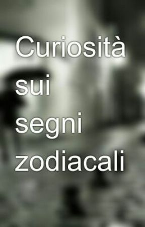 Curiosità Sui Segni Zodiacali 8bilancia Wattpad