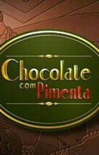 Chocolate com pimenta by willianmaxprestes