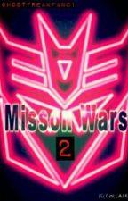Transformers: Mission Wars 2  by GrievousxNara