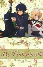 Owari no seraph x Reader by Pinkutenshi