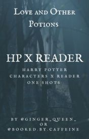 HP x Reader by Ginger_Queen_