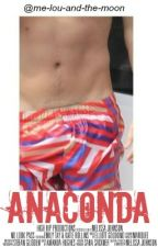 Anaconda; stylinson by me-lou-and-the-moon