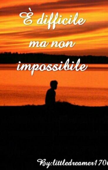 È difficile ma non impossibile