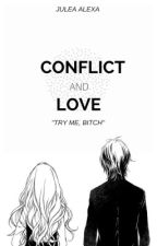 Conflict and Love by Alecksa_Kim