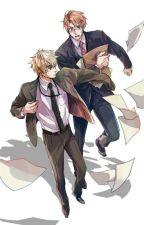 Mi Asistente (Hetalia x Reader) by SoraHikaru