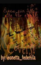 Eines für alle, Alle für Covers! Coverbook by albita_meets_facu