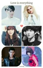 Love is Everything 1 by kimsuholove