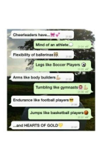 Cheer Sayings ❤   FlyHighDoOrDie   Wattpad