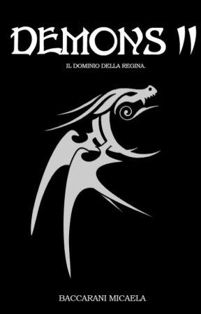 Demons II by MicaelaBaccarani