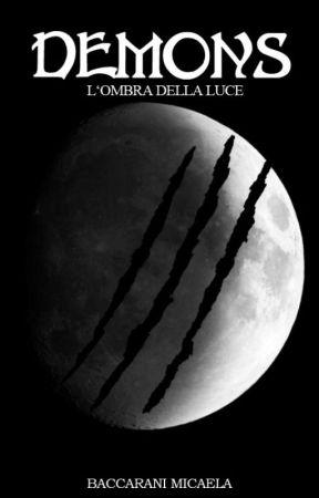 Demons III by MicaelaBaccarani
